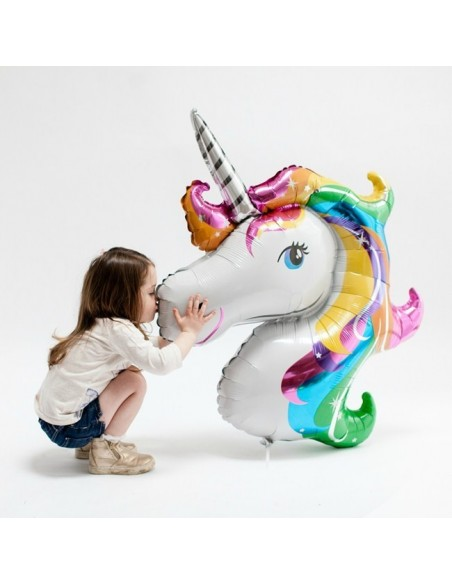 Globo foil unicornio