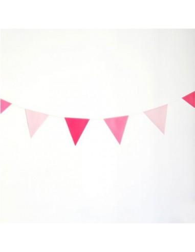 Banderín rosa My Little Day