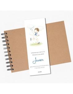 Punto de Libro Comunión niño
