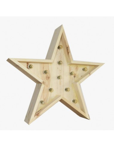 Alquiler Estrella Luz de Bombillas