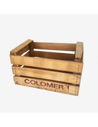 Alquiler Caja de Madera Vintage / 2 uds