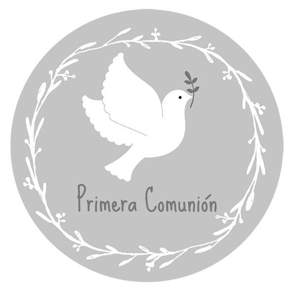 pegatina primera comunión / 1ud