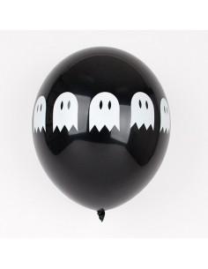 Globos Fantasmas Halloween