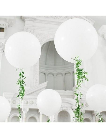 Globo Gigante blanco