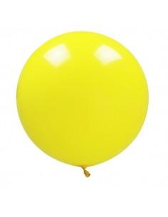 Globo Gigante amarillo