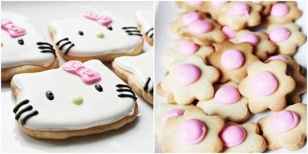 Galletas decoradas de Hello Kitty