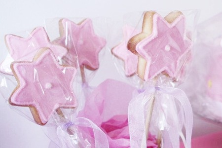 Galletas decoradas de princesas