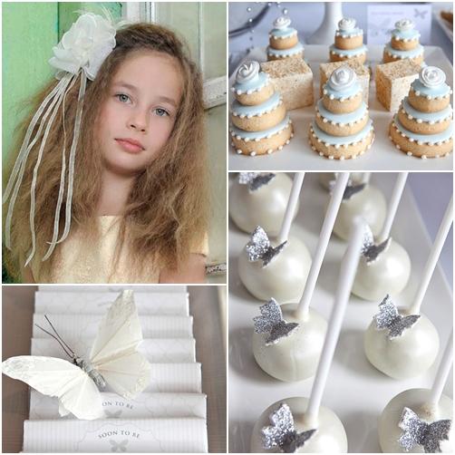 Ideas para celebrar la comuni n ii blanco fiestas - Ideas originales para comuniones 2015 ...