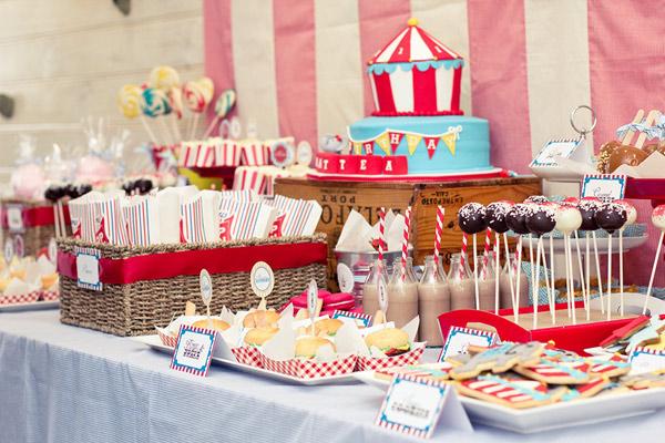 Fiesta del Circo Vintage.