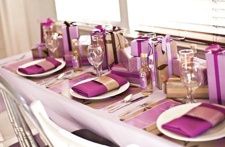 Ideas para decorar la mesa de navidad ii fiestas - Ideas para decorar mesa navidad ...