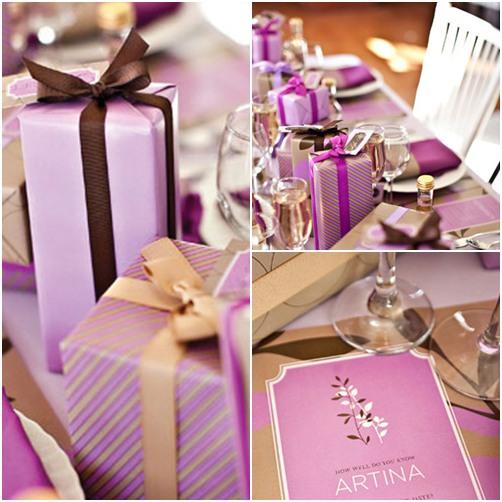 Ideas para decorar la mesa de navidad ii fiestas - Ideas para decorar la mesa de navidad ...