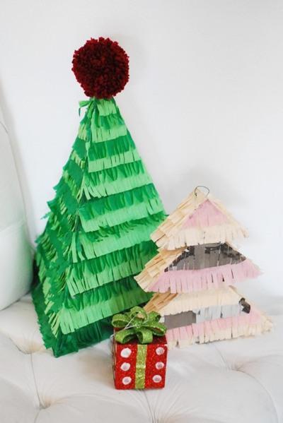 Tutorial piñata de navidad