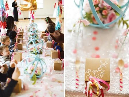 Decoración para cumpleaños y celebraciones  infantiles