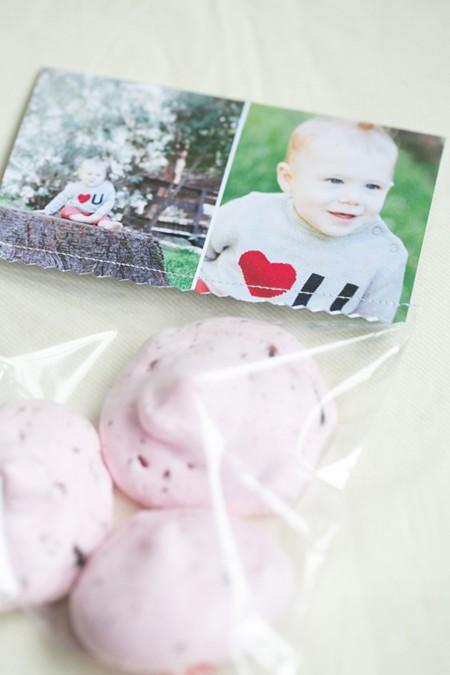 DIY Etiquetas con fotos para tus bolsas de galletas