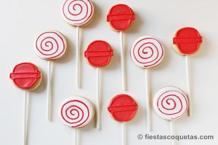 galletas caramelos