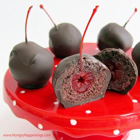 Sweet Cherry Bombs