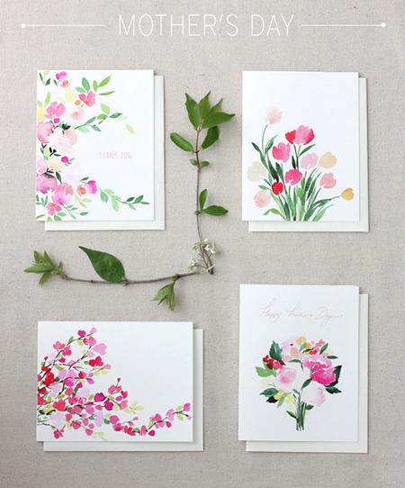 tarjetas imprimibles día de la madre