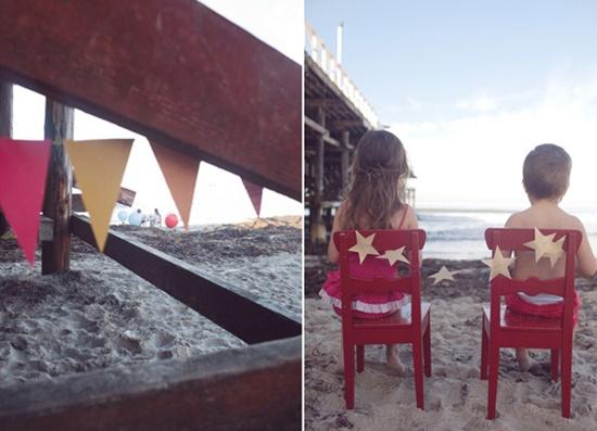 Decoración Fiesta Infantil en la Playa