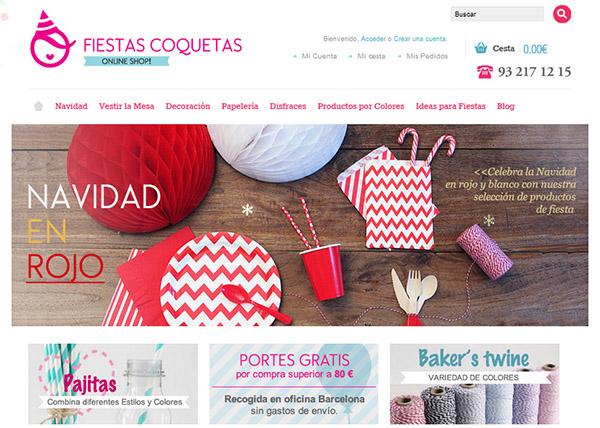 web shop fiestas coquetas