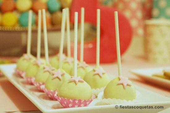 pop cakes princesas