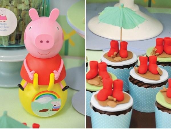 Fiesta infantil de la peppa pig