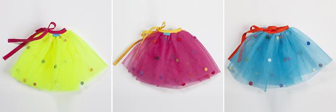 Tutús para disfrazarse disponibles en Fiestas Coquetas Shop
