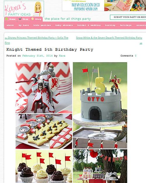 Fiestas Coquetas en Kara's Party Ideas