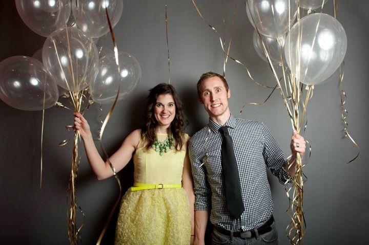Globos transparentes para bodas y eventos