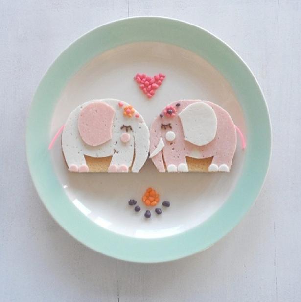 Comida bonita de Sandra Van den broek