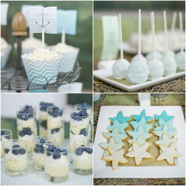 dulces fiesta nautica