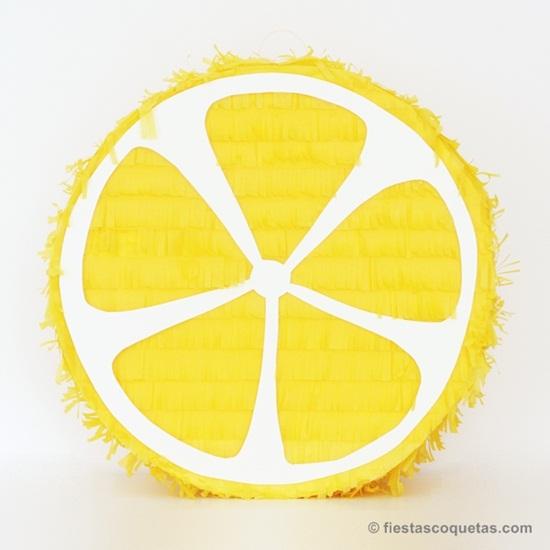 Piñata Fruta ácida handmade