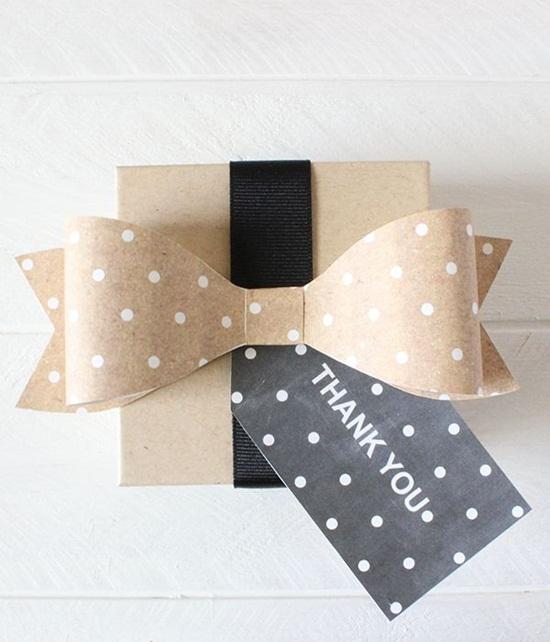 Cómo hacer un lazo de papel craft