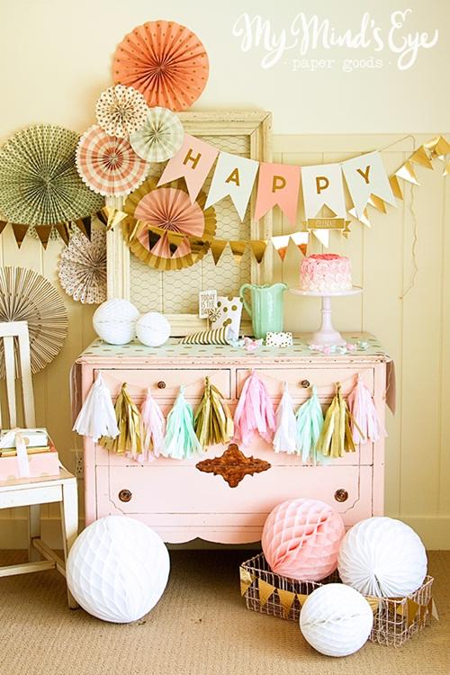 productos para decorar fiestas vintage fiestas coquetas blog