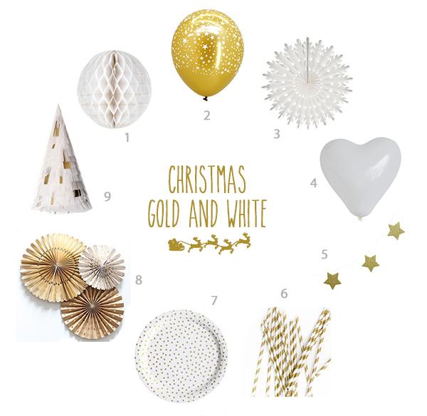 Productos para decorar la Navidad