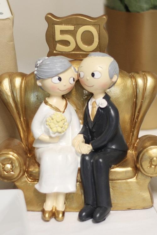 Fiesta 50 aniversario de boda fiestas coquetas blog for Detalles de aniversario de bodas