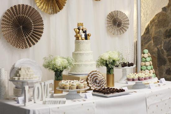 Fiesta 50 aniversario de boda fiestas coquetas blog for Decoracion para aniversario