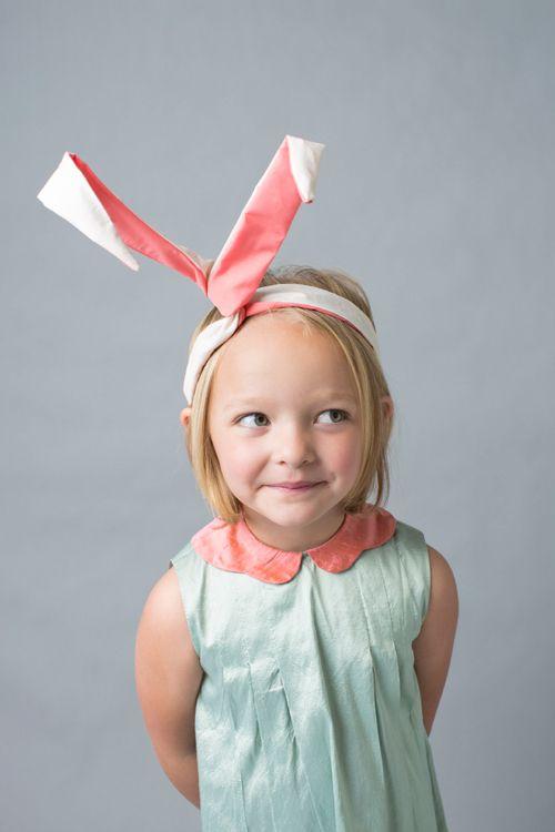 diy orejas de conejo