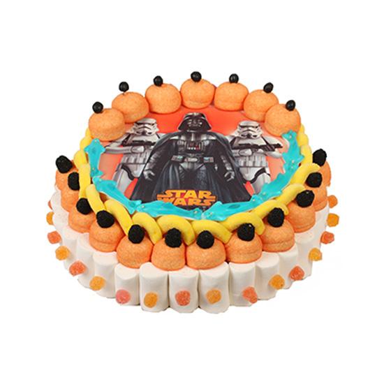 Tarta Chuches Star Wars