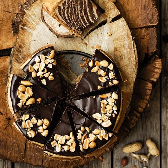 tarta-de-cacahuete-chocolate