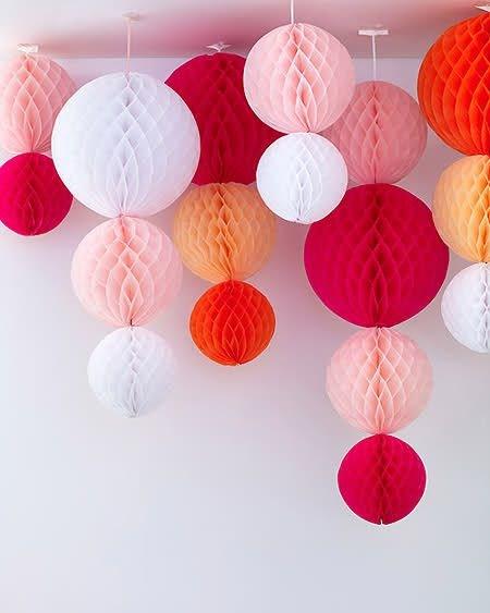 decoracion-bolas-nido-abeja
