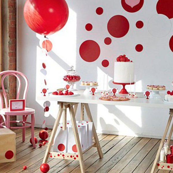 Dia enamorados archivos fiestas coquetas blog - Decorar para san valentin ...