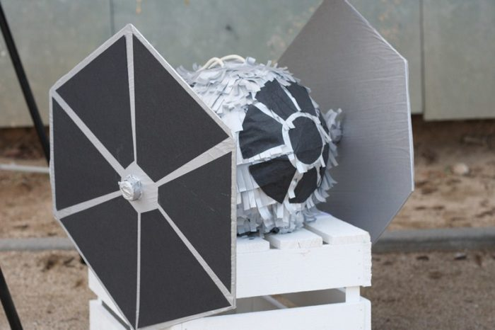 Piñata Nave Tie Fighter Star Wars