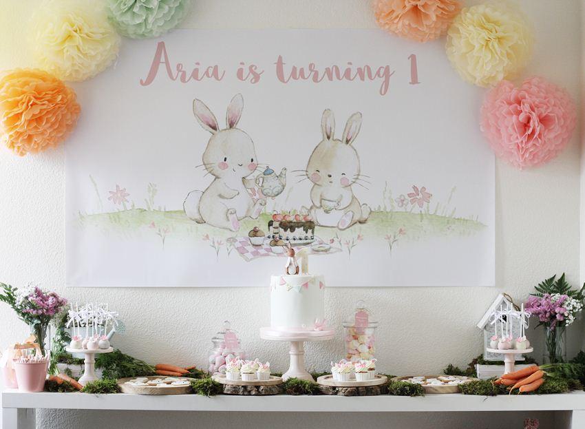 conejo-de-pascua-primer-cumpleaños