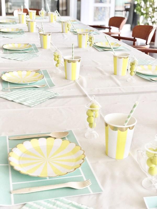 mesa-merienda-fiesta-tenis-detalles