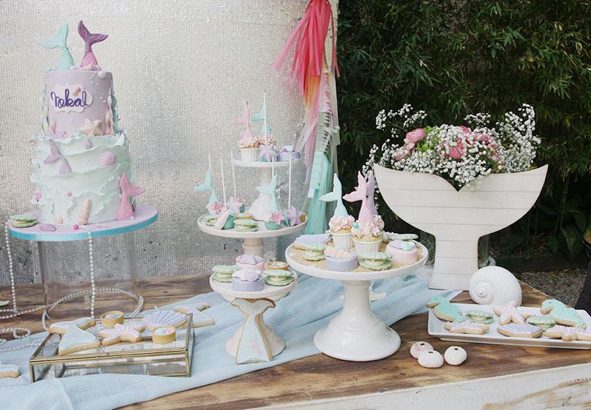 mesa-dulce-sirenas-minicupcakes