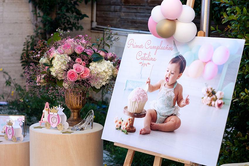 cartel-fiesta-de princesas-en-casa