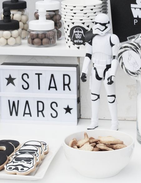 Fiesta Star Wars