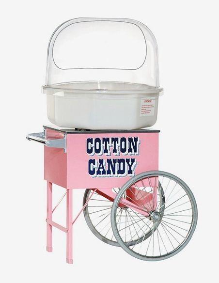 Mobiliario alquiler Candy Bar