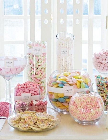 Candy Bar y Mesa Dulce